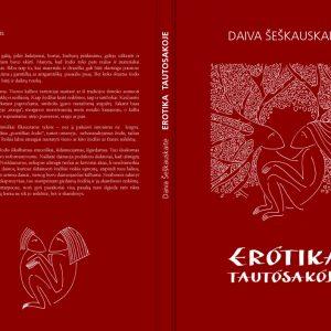 Knyga Erotika Tautosakoje